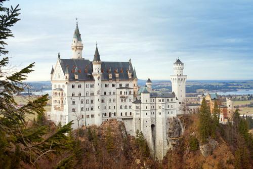 10 Fabulous Castles for Weddings