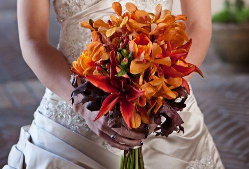 Falls Hottest Wedding Color Schemes