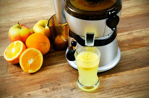 A coffee maker or a juicer, whichever beverage you like a lot