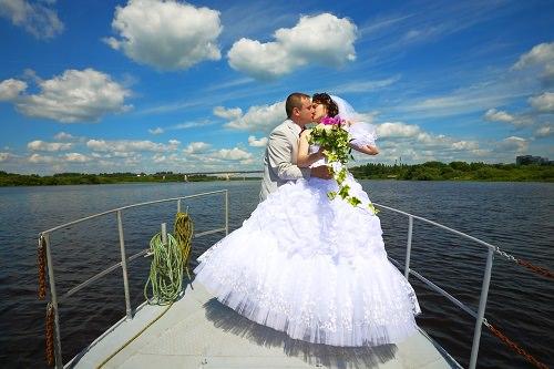 Consider a cruise wedding