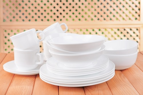 Food preparation bowls