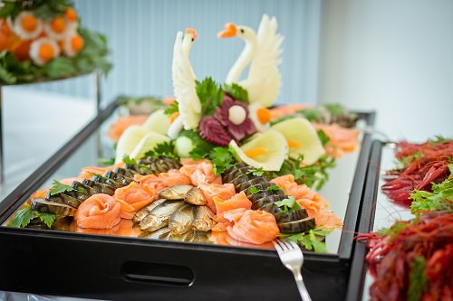 Foodie-Themed Wedding Ideas