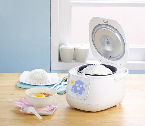 Get a rice cooker