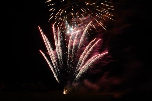 Get lots of fireworks