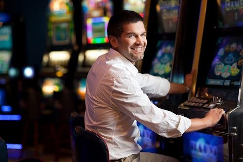 Go to an arcade