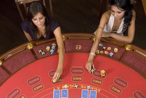 Head for the casino