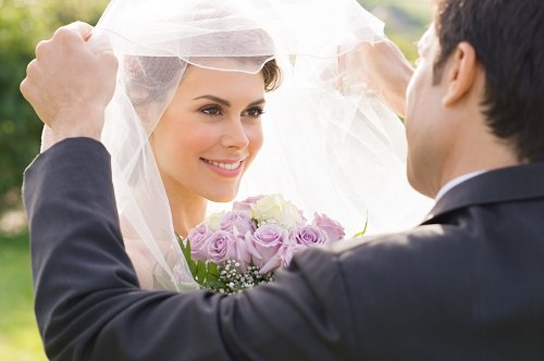 Not seeing each other before wedding ceremony