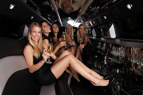 Rent a limo for the night