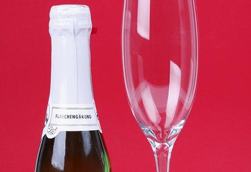 Serve mini wine bottles as favors