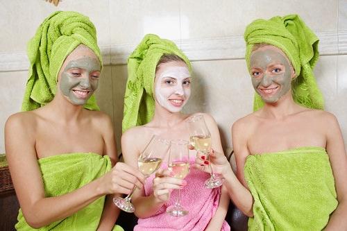Take a spa day