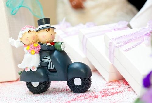Unique Wedding Reception Favors