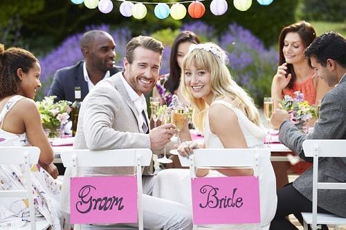 Wedding charades