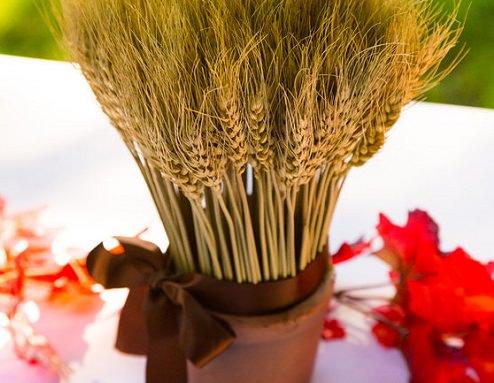 Wheat Stacks