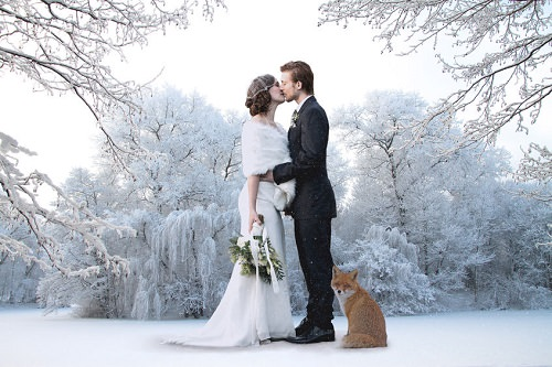 Charming Winter Wedding Ideas