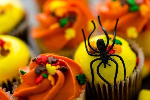 Mouthwatering Menu Halloween Wedding