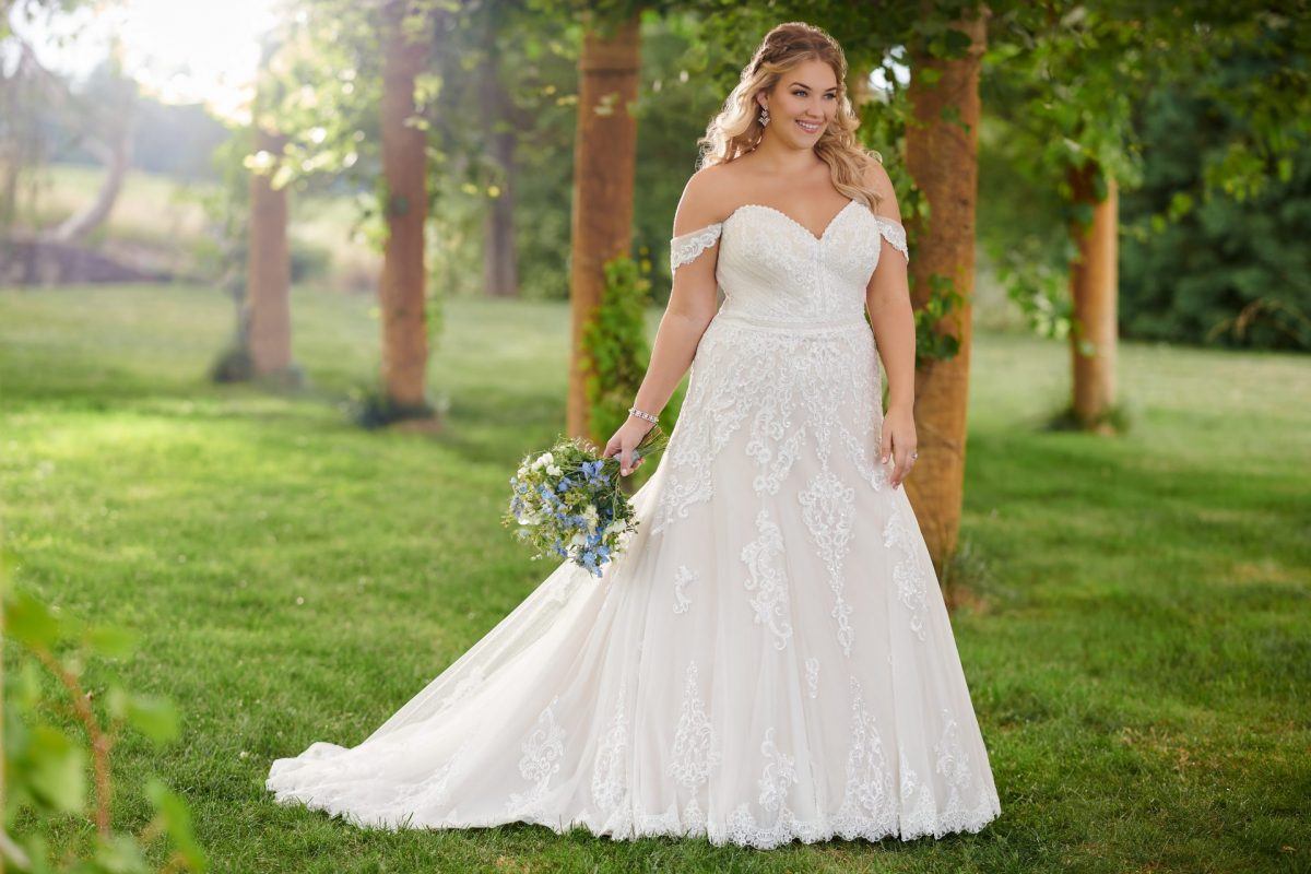 10 Tips for Plus Size Wedding Dress Shopping