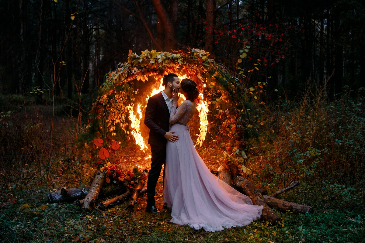 10 Trending Wedding Themes for Fall