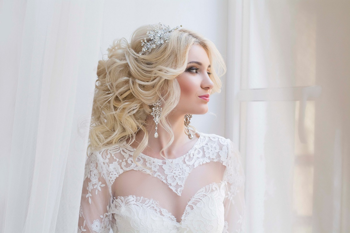 Chic Braided Bridal Hairstyles