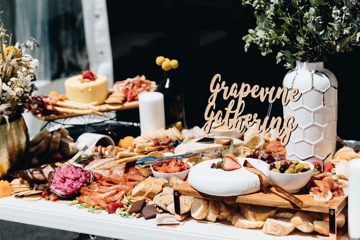 10 Fabulous Foodie-Themed Wedding Ideas