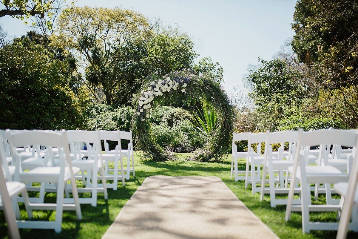 4 Tips to Decorate Your Botanical Garden Wedding
