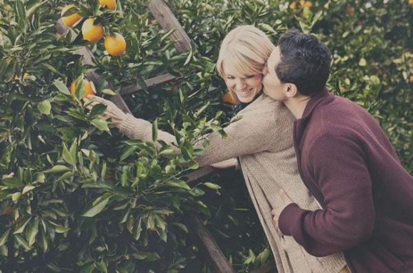 Go fruit picking