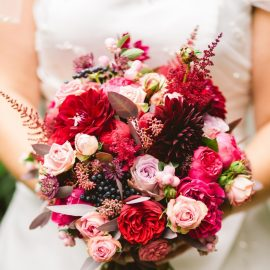 10 Fall's Hottest Wedding Color Schemes