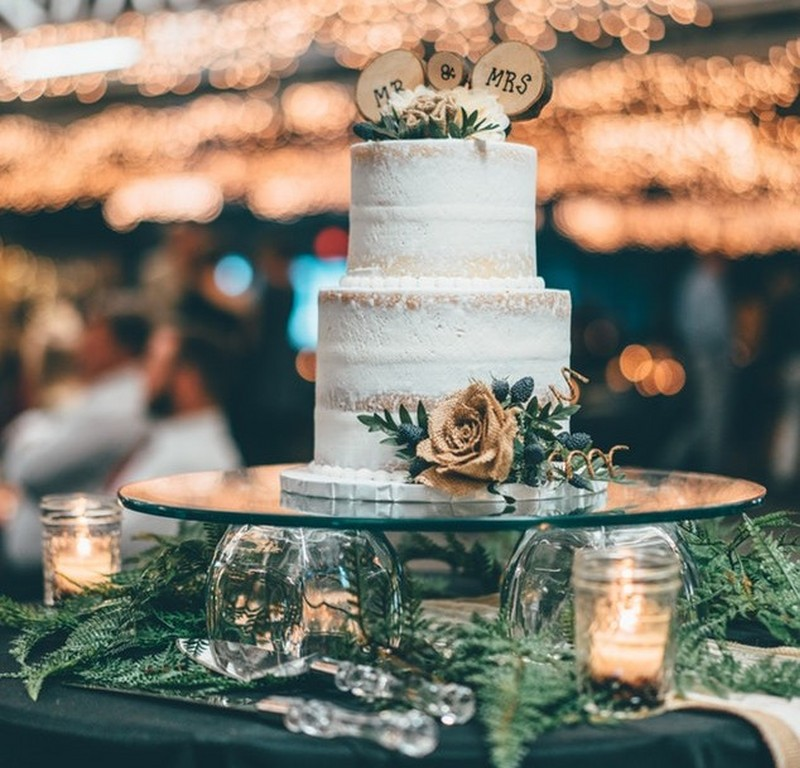 Re-create your parents wedding cake