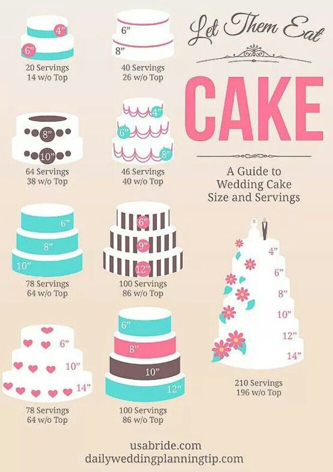 Everything You Need To Choose A Cake